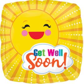 Beterschap- Get well soon