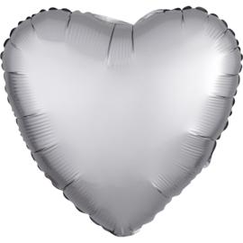 Hart Satin- Platinum