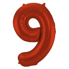 Cijfer Rood- 9