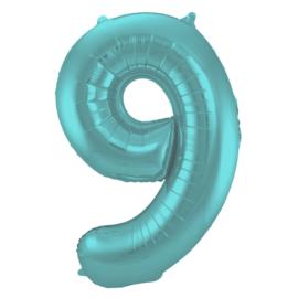 Cijfer Aqua- 9