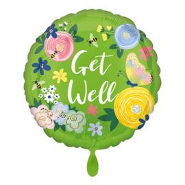 Beterschap- Get well
