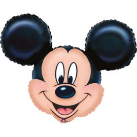 Folie-Mickey hoofd