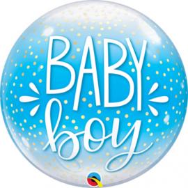 Folie- Boy- rond Bubbles