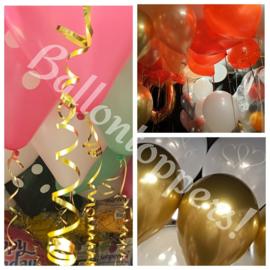 Heliumballon los