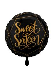 Sweet 16 black S
