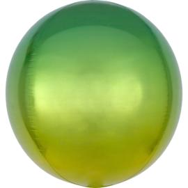 Orbz- Groen geel