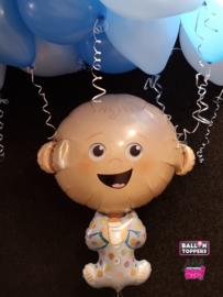 Heliumballonnen- los