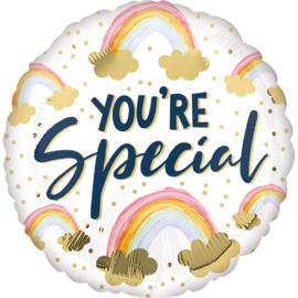 Folieballon- You're special