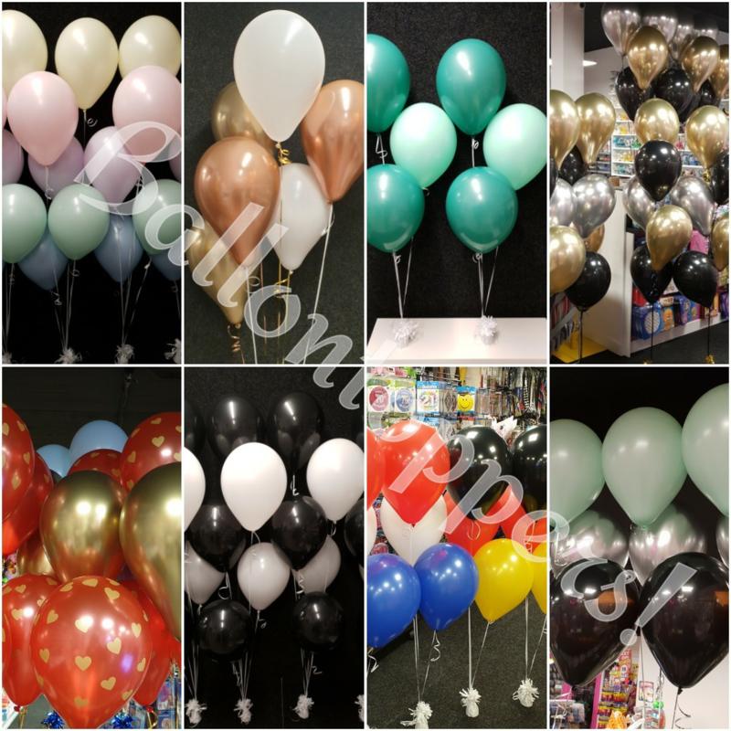 Heliumtrosjes