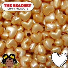 Pony Beads Hart 12mm (444)