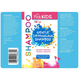 Pink® Kids Detangling Shampoo