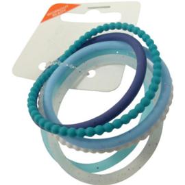 Siliconen elastiek