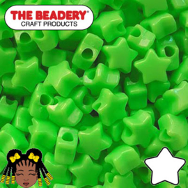 Pony Beads Ster 11mm (060)