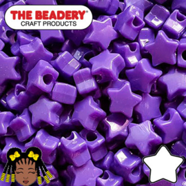 Pony Beads Ster 11mm (054)