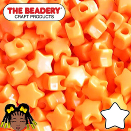 Pony Beads Ster 11mm (070)