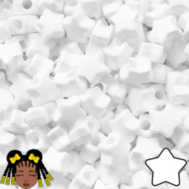 Pony Beads Ster 12mm