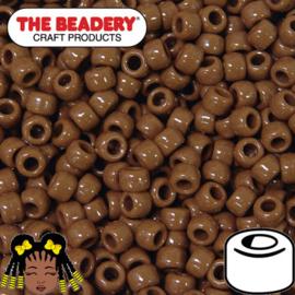 Pony Beads 9x6mm Tijgeroog (041)