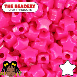 Pony Beads Ster 11mm (095)