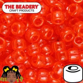 Pony Beads 9x6mm Hyacint (011)