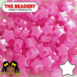 Pony Beads Ster 11mm (280)