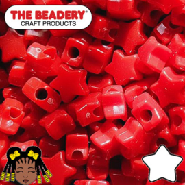 Pony Beads Ster 11mm (067)