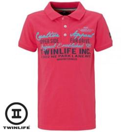 Twinlife PoloShirt mt 176