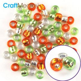 Pony Beads Citrus Mix
