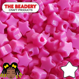 Pony Beads Ster 11mm (063)