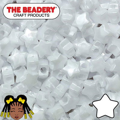 Pony Beads Ster 11mm (135)