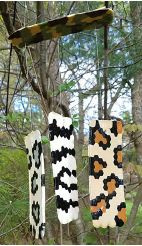 The Beadery® Big Cat Wind Chime