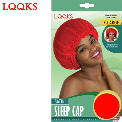 Satin Sleep Cap XL