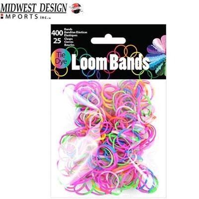 Loom Bands Tye Dye