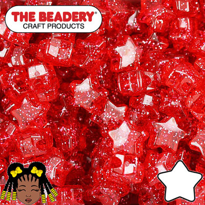 Pony Beads Ster 11mm (310)
