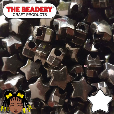 Pony Beads Ster 11mm (052)