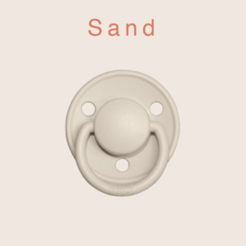 BIBS deluxe silicone OS - Sand