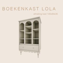 Boekenkast Lola