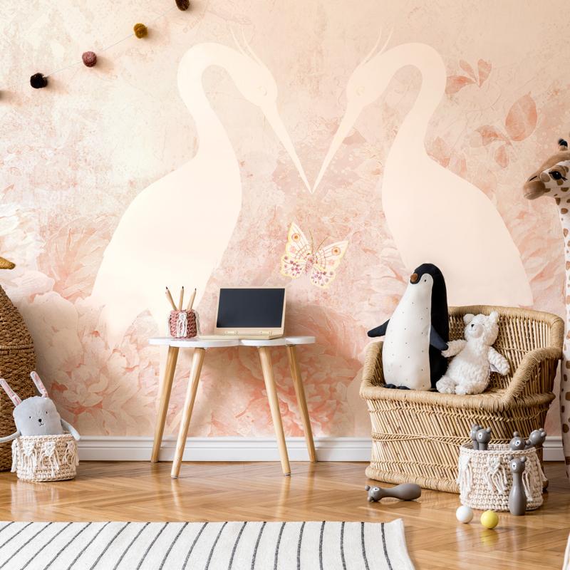 House of Gray - Vintage Stork