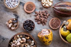 Zijn noten geroosterd of rauw gezond?
