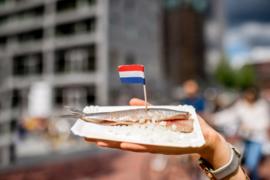 Hollandse Nieuwe komt er weer en een kleine portie helpt al tegen hart- en vaatziekten