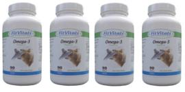 Omega-3 1000mg Capsules - Voordeelverpakking 360 capsules