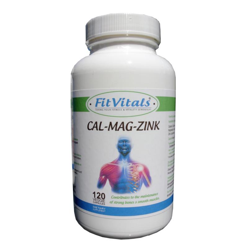 Cal-Mag-Zink Capsules