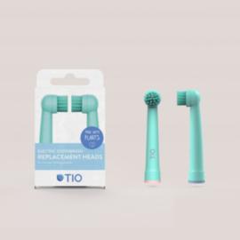 Biobased opzetborstel elektrische tandenborstel (2 stuks)