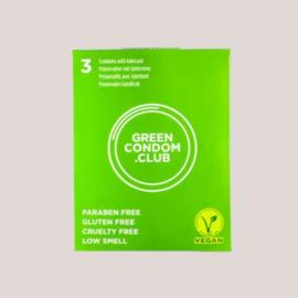Green Condooms -  3 St.