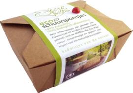 Giftbox van Eco Schuursponsjes