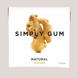 Kauwgom - Natuurlijke Gum