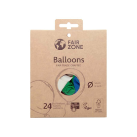 Fairtrade Ballonen