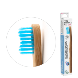Bamboe tandenborstel kind
