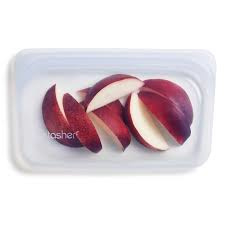 Siliconen stasher bag snack
