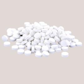 Tandpasta tabletten met fluoride  - bulk