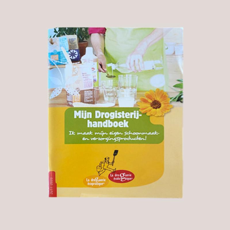 Mijn Drogisterij Handboek - Maak je eigen producten
